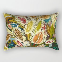 The Tree of Jesse (Flowering Tree) by Seraphine Louis Rectangular Pillow