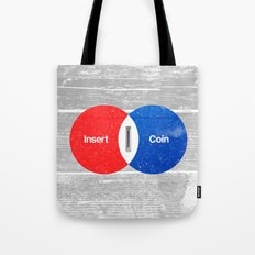 Vend Diagram Tote Bag