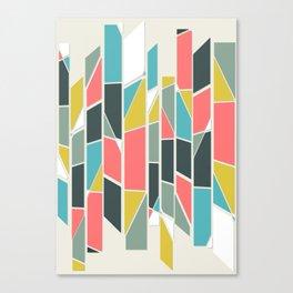Vertex Canvas Print