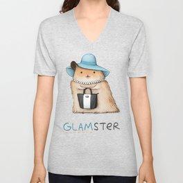 Glamster Unisex V-Neck