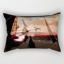 NORTH WALK Rectangular Pillow