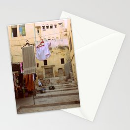 Laundry Line Stationery Cards