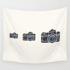 Camera Wall Tapestry