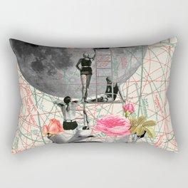 my muse (Frida Kahlo) Rectangular Pillow
