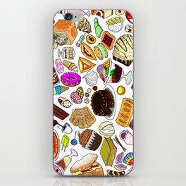 Dessert! iPhone Skin