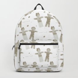 Worry Dolls Neutral  Backpack