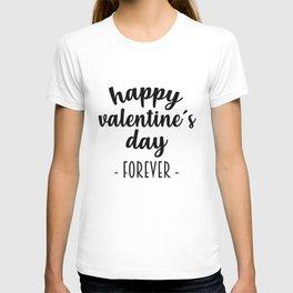 Happy Valentine´s Day T-shirt