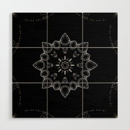 Nocturne Wood Wall Art