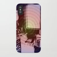 lsd iPhone & iPod Cases featuring ATÊLIE LSD by Dianah B