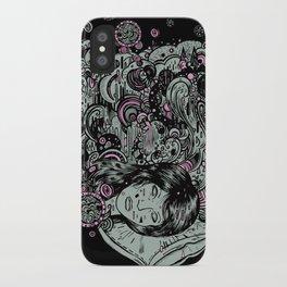Irregular Sleeping Pattern iPhone Case