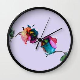 Something lasts Wall Clock