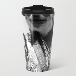 Rockstar Sloth #2 Travel Mug