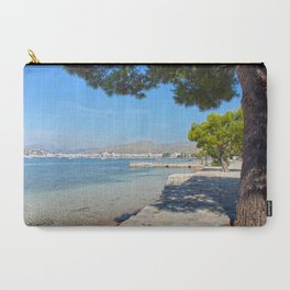 Majorca Sea View Carry-All Pouch