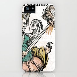 Judith and Holofernes iPhone Case