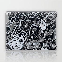 In Black Laptop & iPad Skin