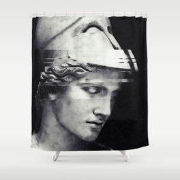 Pallas Athena Shower Curtain