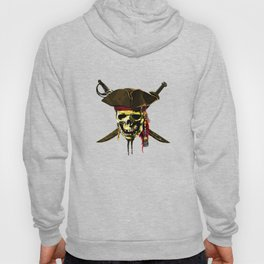 The Dark Eyes Of Pirates Hoody