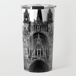 Rouen Cathedral #2 Travel Mug