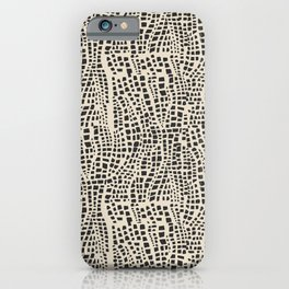 BAZAAR MAXIMA SPOTS iPhone Case