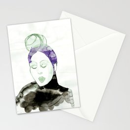 Pureen - Vintage 50s Hairdo Stationery Cards
