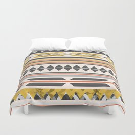 Aztec pattern Duvet Cover