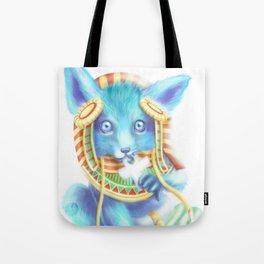 Baby Anubis Tote Bag