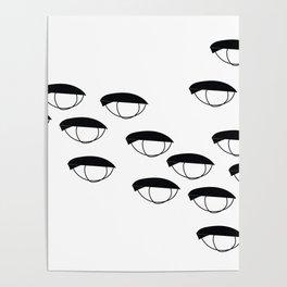 eye space Poster