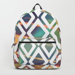 Noria and geometric forms Backpack