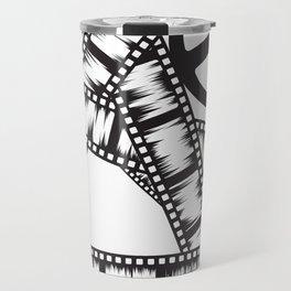 Film Rolls Travel Mug