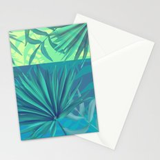 soft tropic Stationery Cards