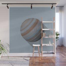 Flat Planet - #5 Jupiter Wall Mural