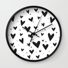 Heart Attack Wall Clock