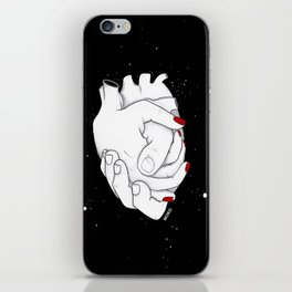 unfinished story iPhone Skin