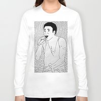 childish gambino Long Sleeve T-shirts featuring Childish by Pink Boi