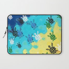 Back to the Ocean Laptop Sleeve