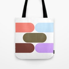 Laying down Tote Bag