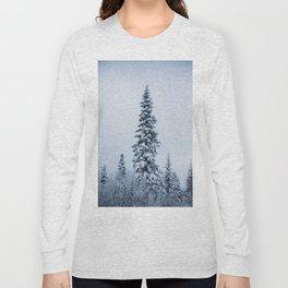 First Snow Fog Long Sleeve T-shirt