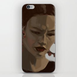 Carmen iPhone Skin