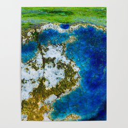 Ocean Vibe Poster