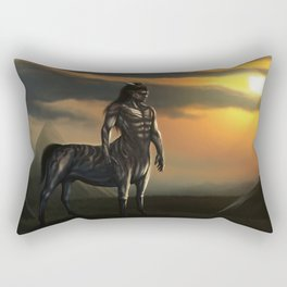 Centaur Rectangular Pillow