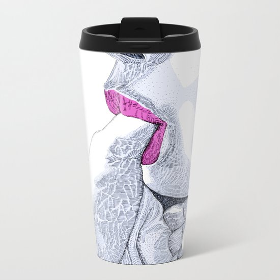 Love for sale Metal Travel Mug