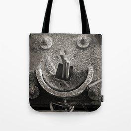Architectural Smile Tote Bag