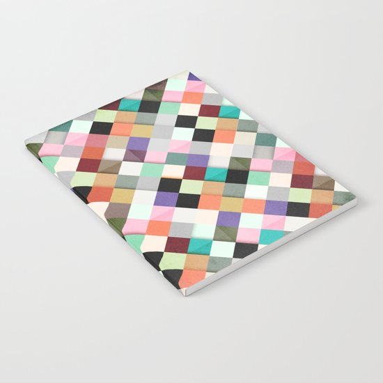 Pass this Pastels Notebook