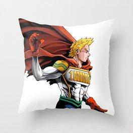 Mirio Togata Le Million Throw Pillow
