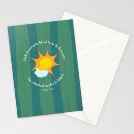 Salmo 113:3 Stationery Cards