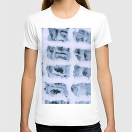 Snow Pattern T-shirt