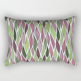 spring foliage Rectangular Pillow
