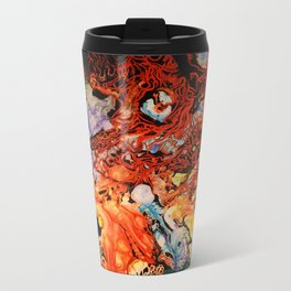 RISING SUN Metal Travel Mug