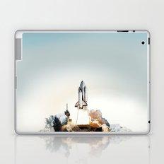 Rocket launch Laptop & iPad Skin