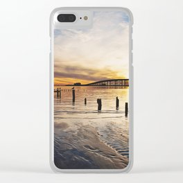 Thankful Clear iPhone Case